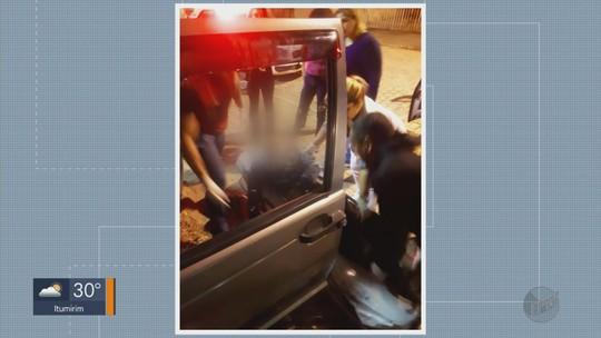 Homem é morto com tiro na cabeça enquanto dirigia em Passa Quatro, MG