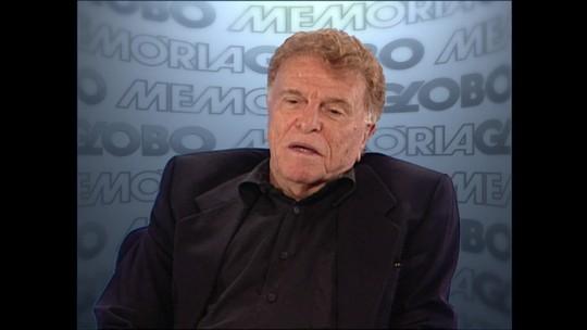 Morre Maurício Sherman, pioneiro da televisão no Brasil