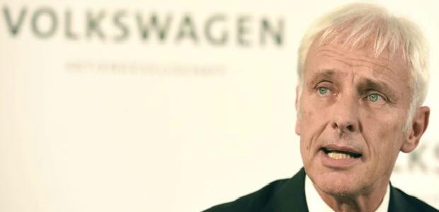 Matthias Müller (Foto: Reuters)