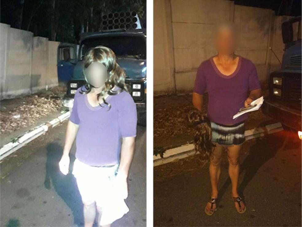 7326050d9ed4 ... Travestis acusam PMs de obrigarem clientes a se vestir de mulher e  depois tiram fotos ameaçando