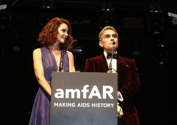 amfAR em São Paulo  (Foto: Vivian Fernandez/Getty Images for amfAR)