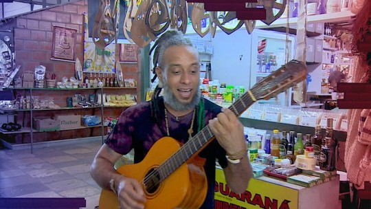 'Paneiro' tem tour pelo Mercadão de Manaus