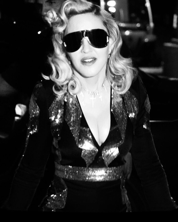Madonna (Foto: Reprodução Instagram)