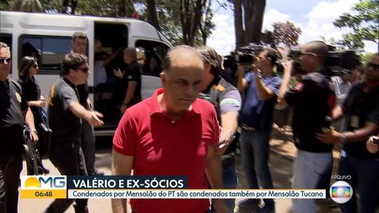 Marcos Valério, Ramon Hollerbach e Cristiano Paz são condenado no mensalão tucano