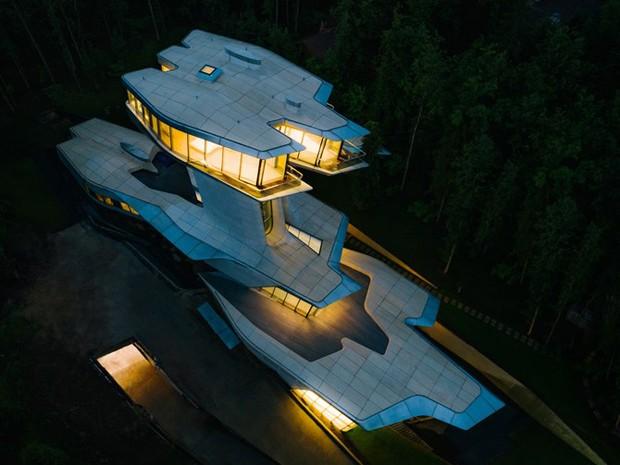 Capital Hill Residence, projeto de Zaha Hadid (Foto: Oko Group / Divulgação)