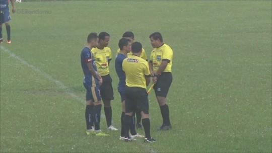 Contratempo marcam partida entre Guajará e Rondoniense pela 8ª rodada do Estadual