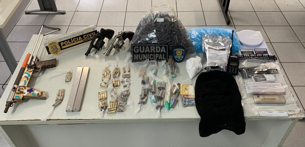 Dezessete criminosos são presos suspeitos de assassinatos e tráfico de drogas em Vila Velha e Cariacica, ES