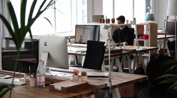 escritório, empresa, computador, startup (Foto: Reprodução/Pexels)