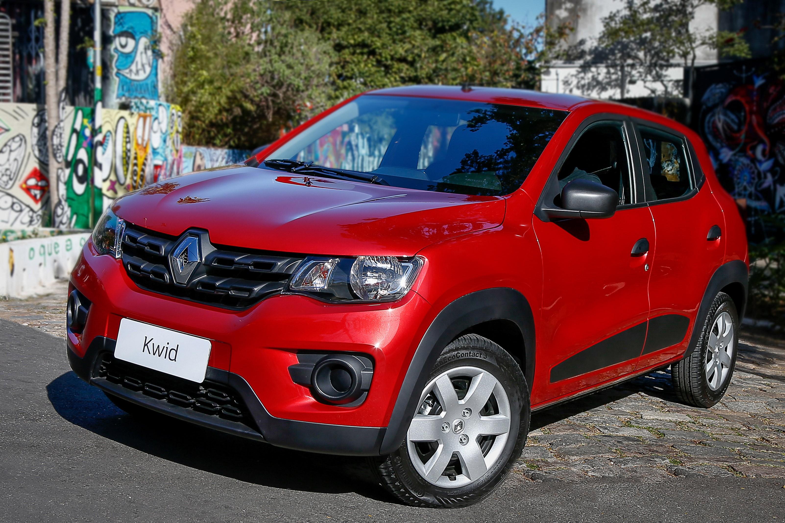 Fiat Mobi fica mais caro, e Renault Kwid passa a ser o carro novo mais barato do Brasil
