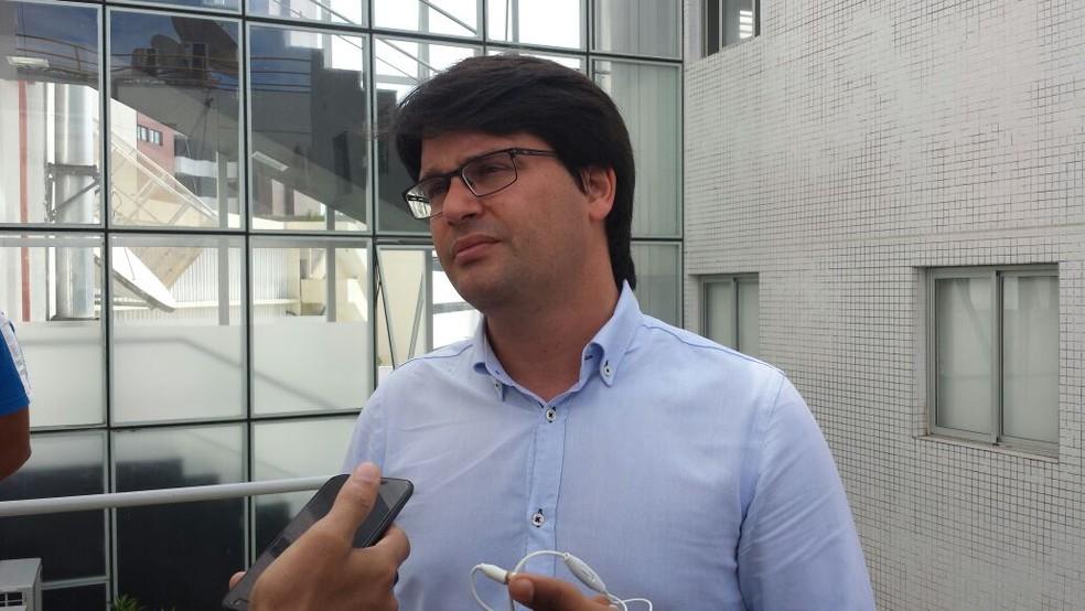 Guilherme Bellintani avisou que São Paulo precisará melhorar a oferta por Jean (Foto: Raphael Carneiro )