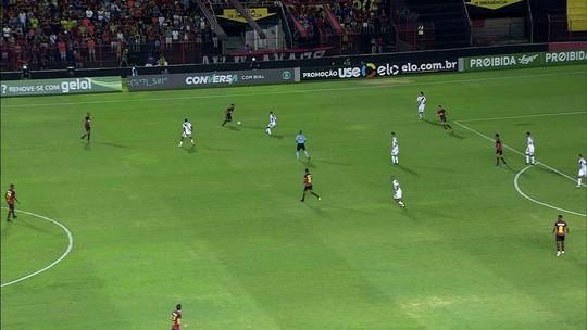 Análise: lento e sem criatividade, Vasco coloca na conta mais uma derrota fora de casa