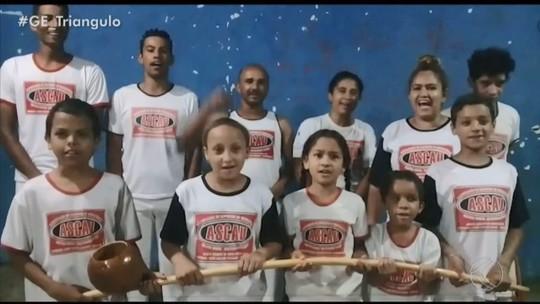 Copa Integração de Capoeira recebe atletas de todo o Brasil em Uberlândia