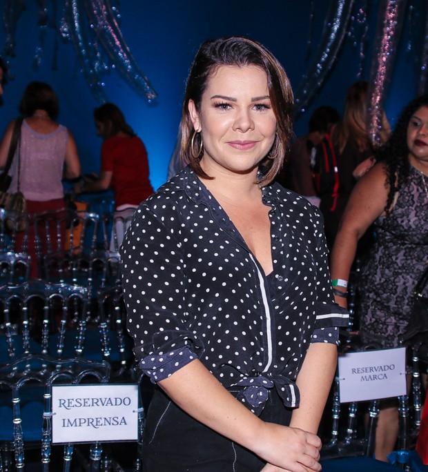 Fernanda Souza (Foto: Thiago Duran/AgNews)
