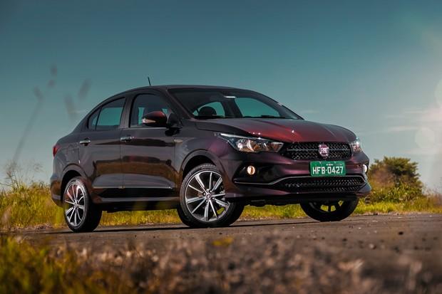 Fiat Cronos (Foto: Leo Sposito)