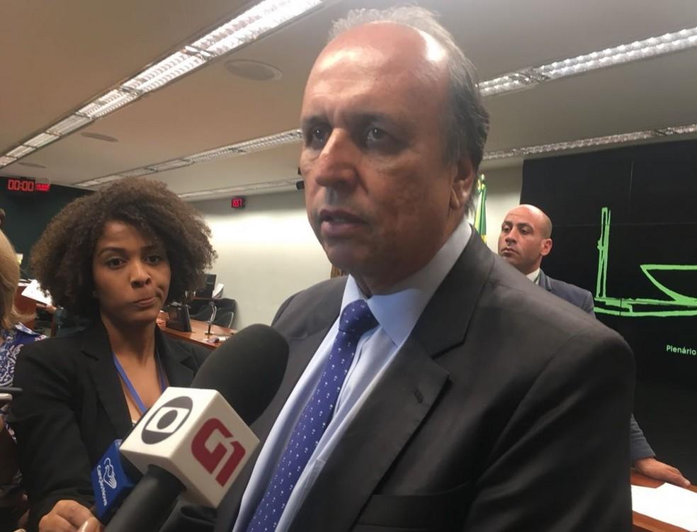 O governador do Rio, Luiz Fernando Pezão (PMDB), pode ter que enfrentar outra investigação (Foto: Alessandra Modzeleski/G1)