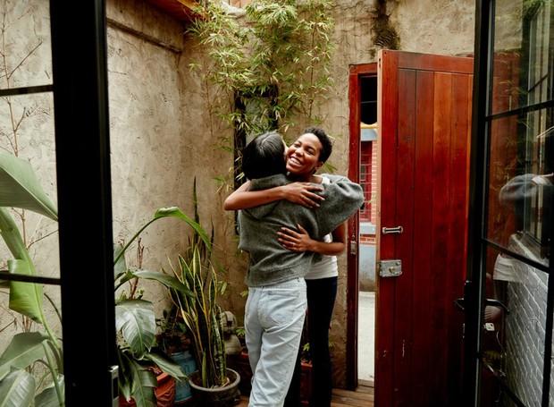 As casas são oferecidas gratuitamente para vítimas de desastres naturais (Foto: Airbnb/ Reprodução)