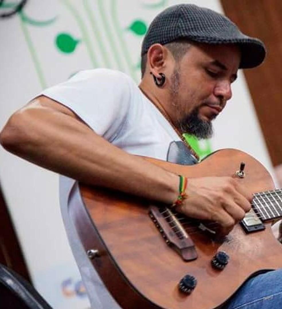 Ricardo Baya é músico, compositor, arranjador e produtor musical — Foto: Divulgação