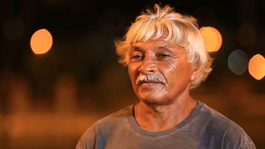 Conheça a história do ambulante que teve o carrinho de coco incendiado e virou tema de campanha solidária