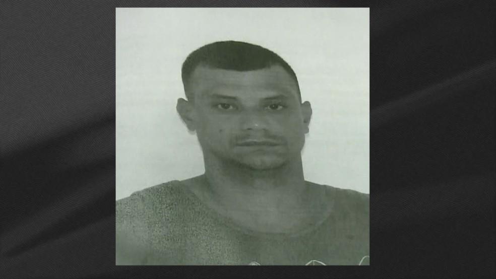 Luiz Alberto Santos de Moura, o Bob do Caju, ordenou a morte de Helen, diz o MP — Foto: Reprodução/GloboNews