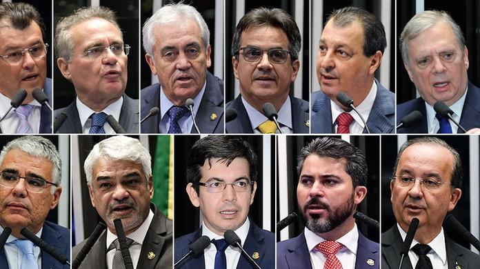 CPI da Pandemia: veja a lista de senadores que irão integrar a comissão; 'independentes' são maioria   Política   G1