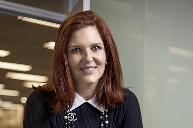Danielle Bibas, vice-presidente global de Marcas, Comunicação e Conteúdo da Avon (Foto: João Bertholini)