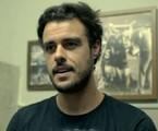 Joaquim Lopes em cena como Enrico | Reprodução