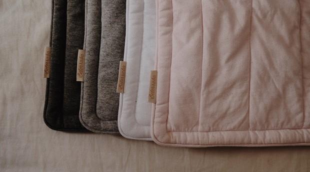 Bolsa feita pela designer Débora Matos (Foto: Divulgação)
