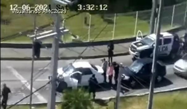 Motorista de app vai embora com eletrodoméstico de passageiro no porta-malas e é autuado por furto, em Fortaleza
