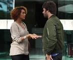 Taís Araújo engravidou do 2º filho no meio de 'Geração Brasil' (2014) | TV Globo