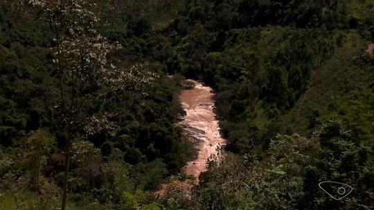 Produtores reclamam de baixa indenização por terras para a construção de barragem no rio Jucu, no ES