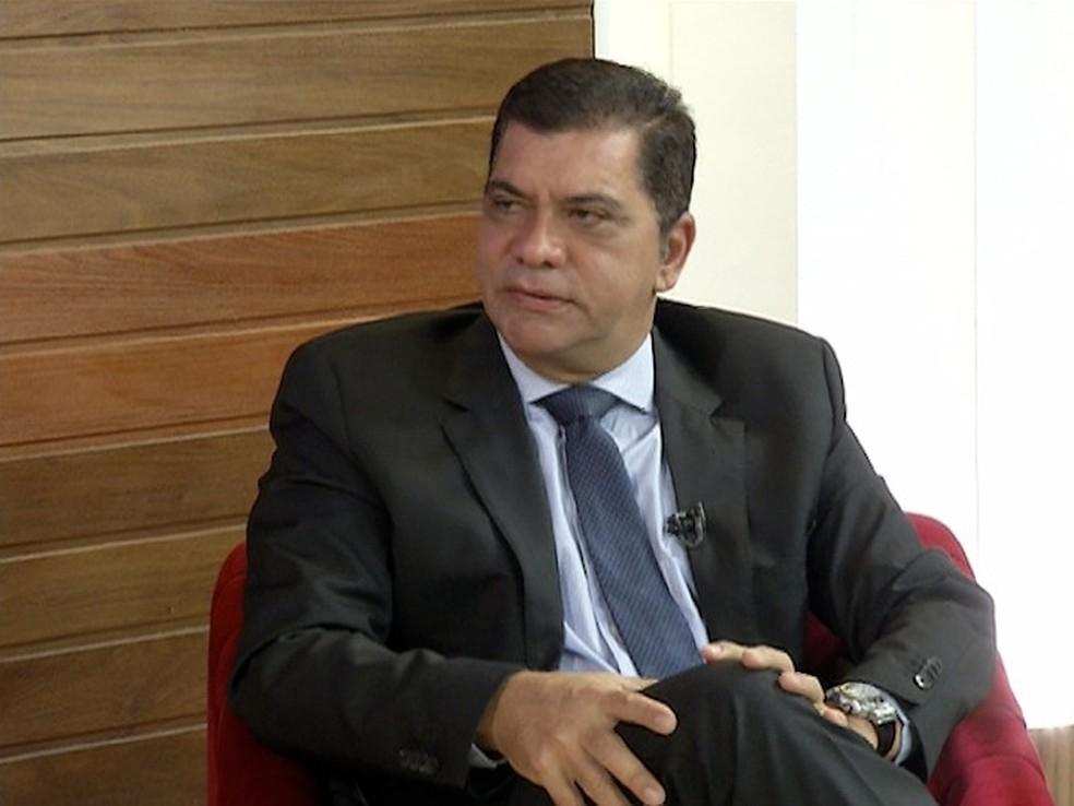 Endereços do ex-prefeito Carlos Amastha foram alvo de busca e apreensão — Foto: Reprodução/TV Anhanguera