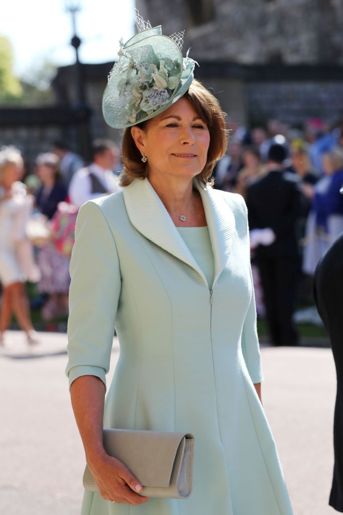 Carole Middleton, mãe de Kate Middleton (Foto: Getty Images)