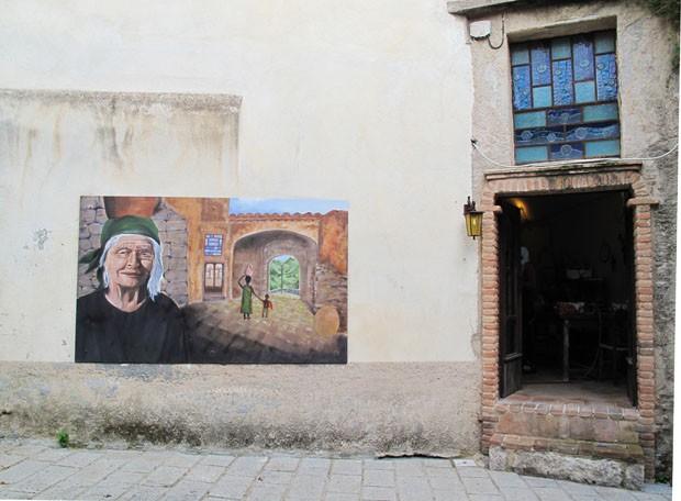 Riace: cidade fantasma na Itália renasce graças a refugiados (Foto: Silvana Maria Rosso)
