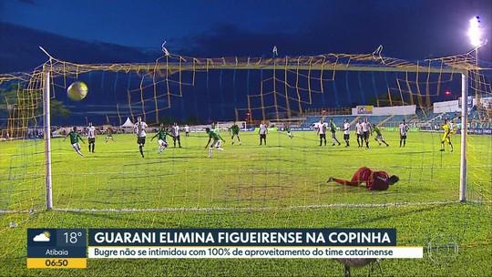 Classificações de São Paulo e Guarani para a semifinal da Copinha são destaques no BDSP