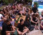 Participantes na primeira semana do 'BBB' 20 | Reprodução