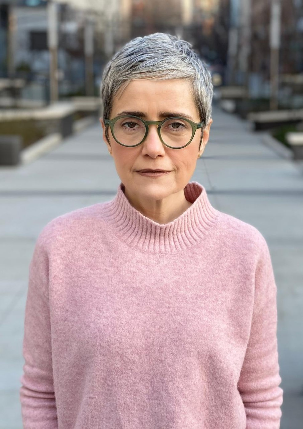 Débora Diniz, pesquisadora da Universidade de Brasília — Foto: Arquivo pessoal