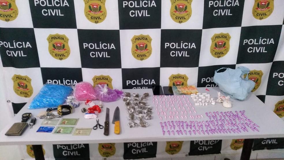 'Operação Wotan' que investiga homicídio de comerciante em Jaú cumpre mandados de buscas e prisões  — Foto: Polícia Civil/Divulgação
