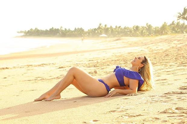 Carla Perez (Foto: Reprodução/Instagram)