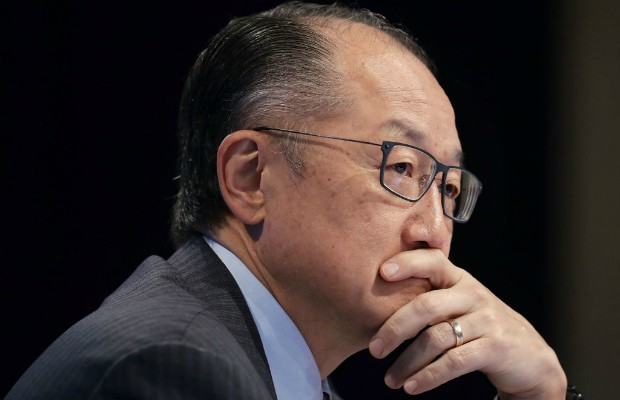 Jim Yong Kim, presidente do Banco Mundial (Foto: Getty Images)