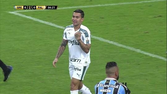 Perfil da Fifa em rede social brinca com golaço de Gustavo Scarpa, do Palmeiras