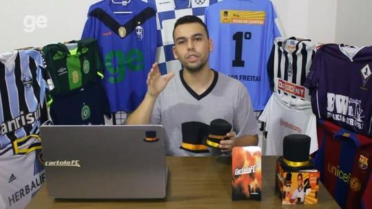 Onze paulistas e Thiago Neves: o Esquadrão do Campeão na rodada #24