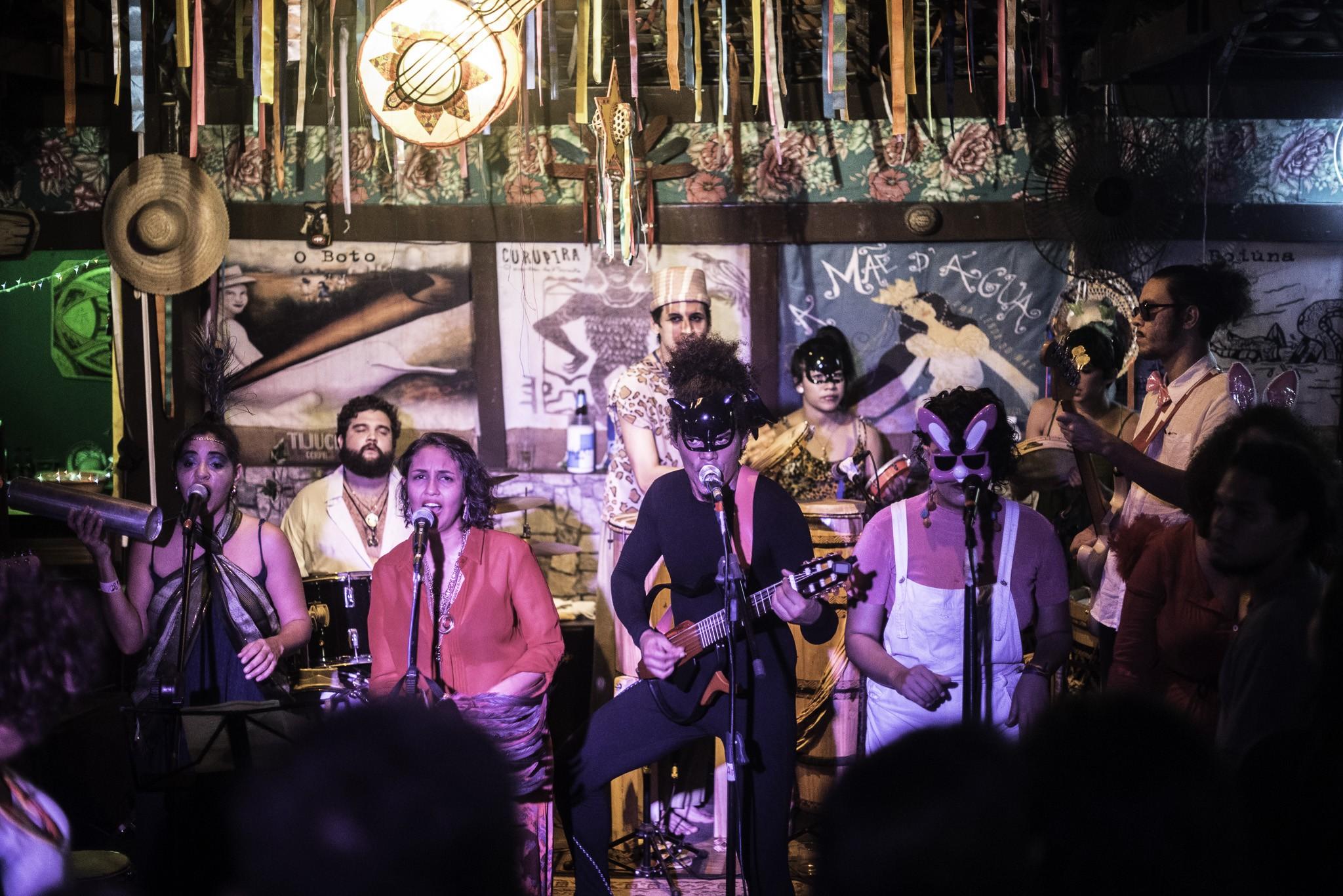 Festival Floresta Sonora traz oito atrações e parcerias inéditas