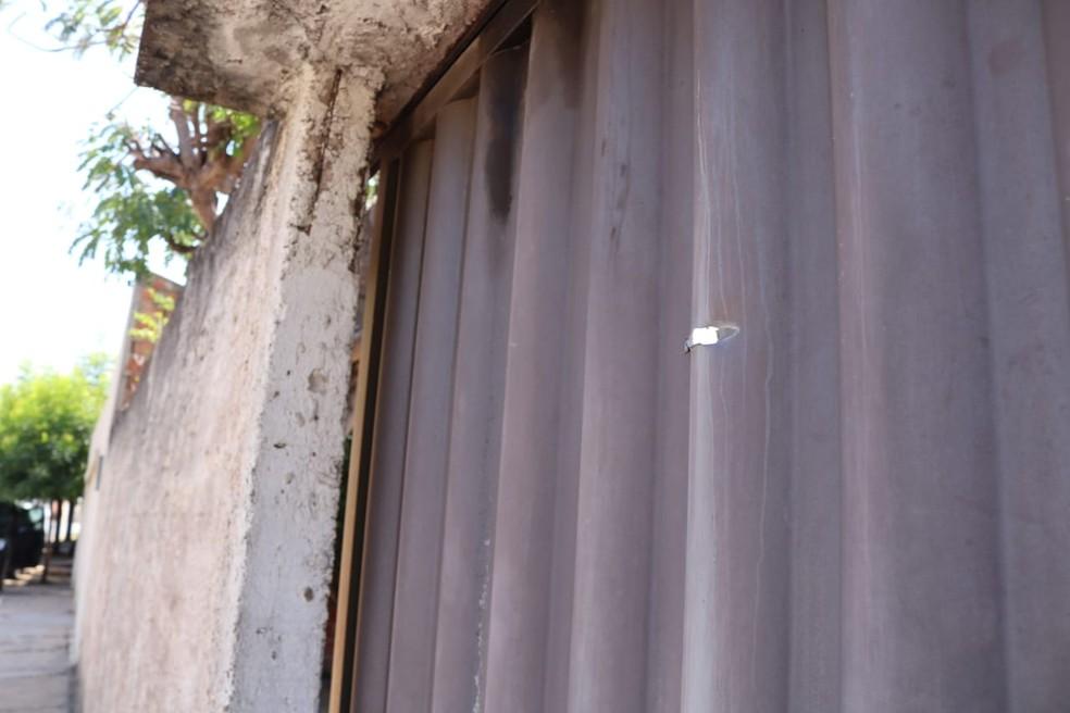 Moradores relatam medo com constantes roubos a bancos em Altos (Foto: Andrê Nascimento/G1 PI)