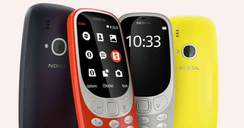 d086d16fac825 Nokia traz de volta  tijolão  3310 e lança mais três celulares   Notícias    TechTudo