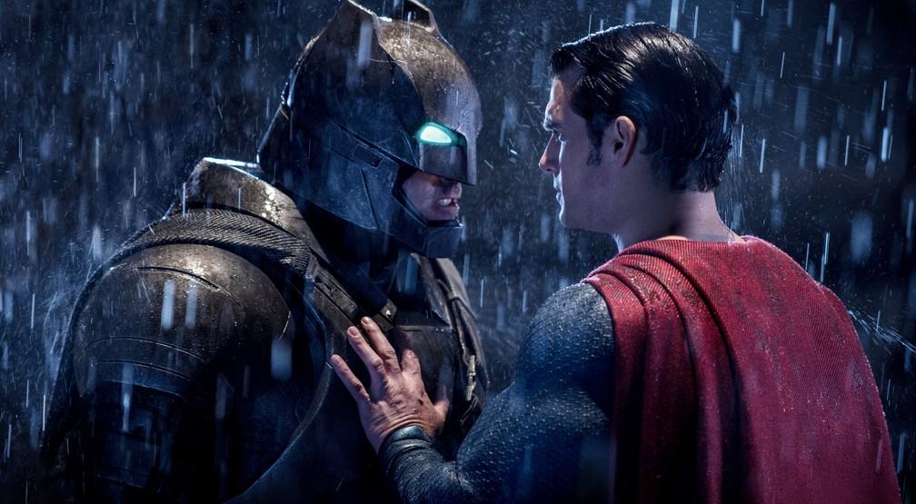 'Batman x Superman' (Foto: Divulgação)