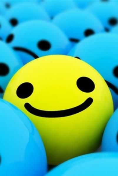 Papel De Parede 3d Smiley Download Techtudo