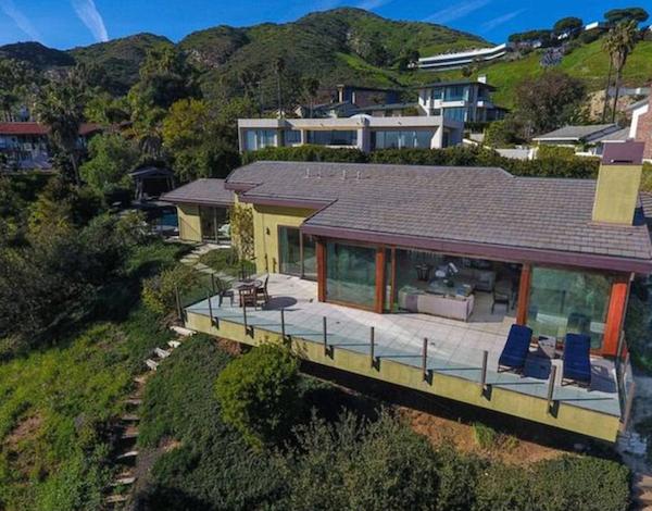 A casa comprada pelo ator Robert Downey Jr. (Foto: Divulgação)