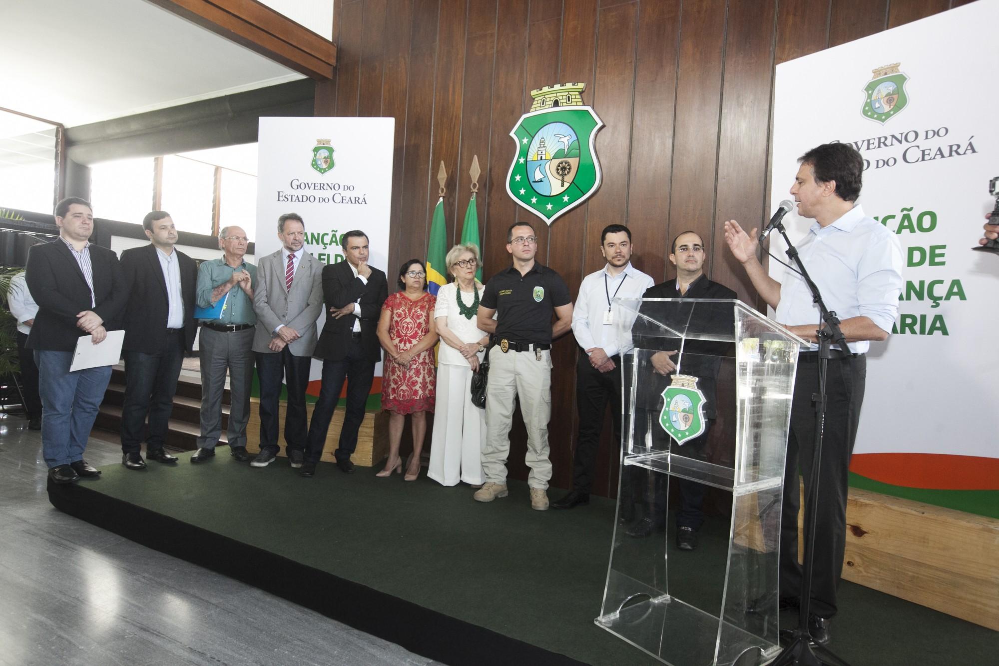 Lei sancionada obriga bancos do Ceará a adotarem normas de segurança