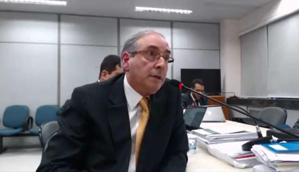 MPF reforça pedido de condenação para Eduardo Cunha em processo da  Lava Jato - Noticias