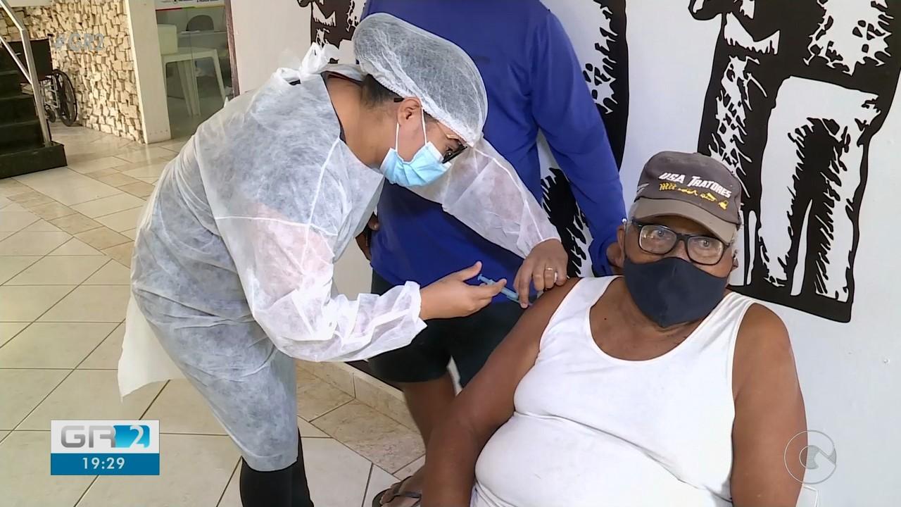 São José dos Campos retoma vacinação para idosos de 80 a 84 anos